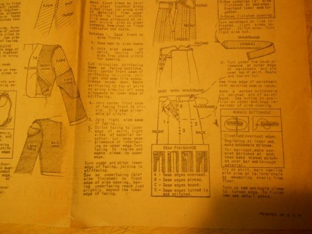 Skirt Opening Details