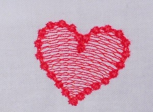 Simple Heart design