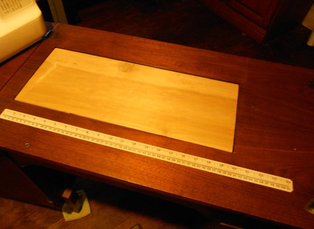 Base Board Attached
