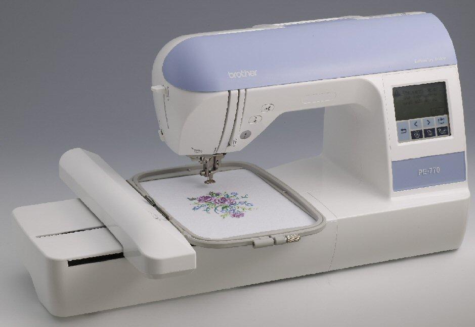 pe500 embroidery machine walmart